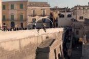 Secrets of New James Bond Flick Scrambler Jump Revealed