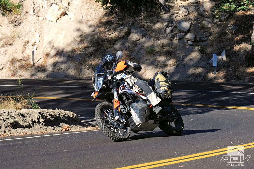 Street test KTM 790 Adventure R