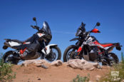 Friendly Fire: KTM 790 Adventure R vs. KTM 990 Adventure R