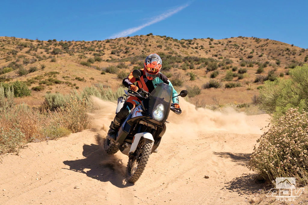 KTM 790 Adventure R vs. KTM 990 Adventure R