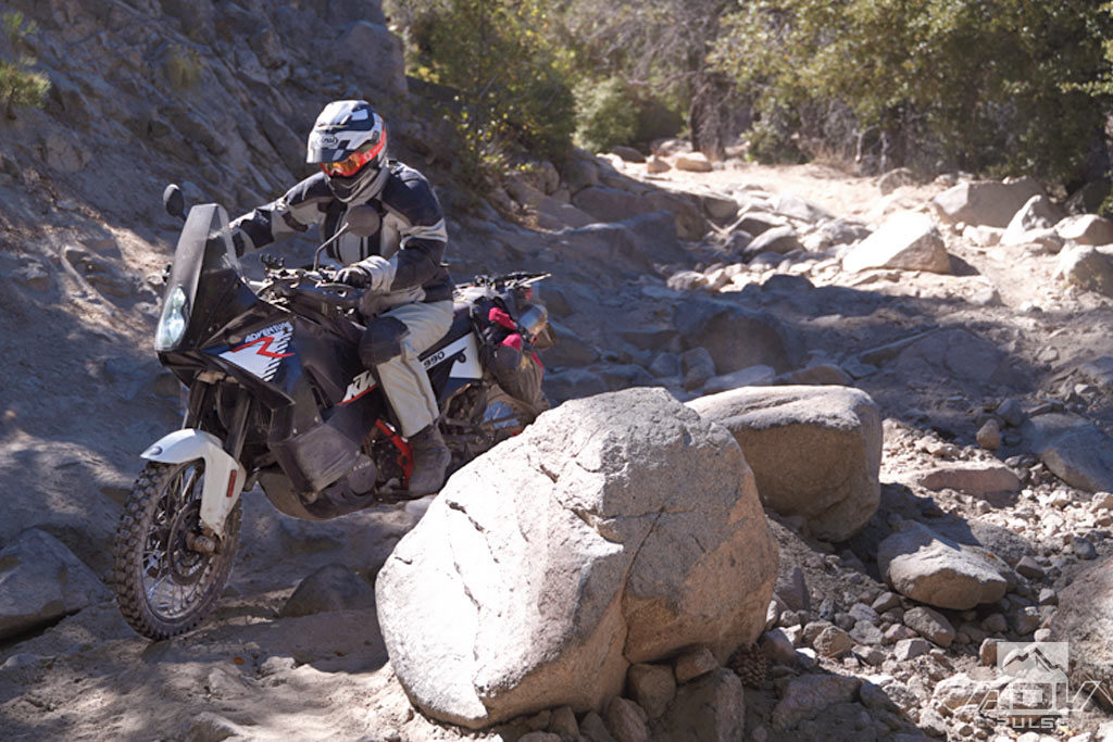 Rocks KTM 990 Adventure R