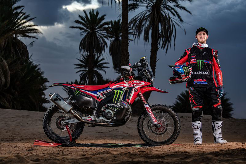 Ricky Brabec ready to race Dakar 2020