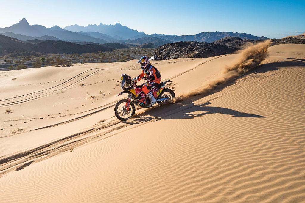 Toby Price races Dakar Rally 2020 stage 1
