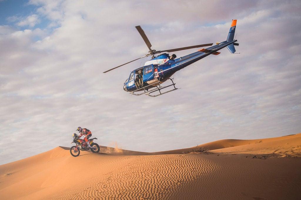 Dakar 2022 Saudi Arabia rule changes