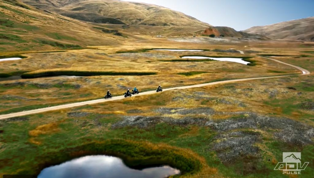 BMW International GS Trophy New Zealand