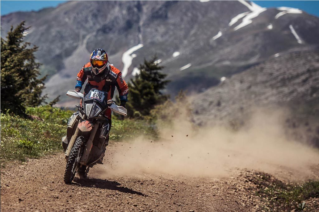 KTM Adventure Rally Greece