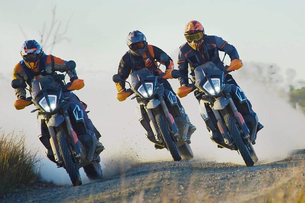 KTM Adventure Rider Rally Australia