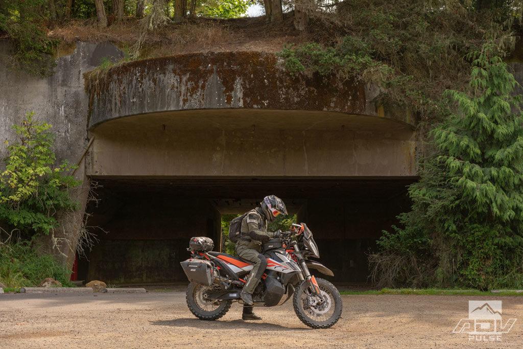 Camp Hayden WWII Bunker