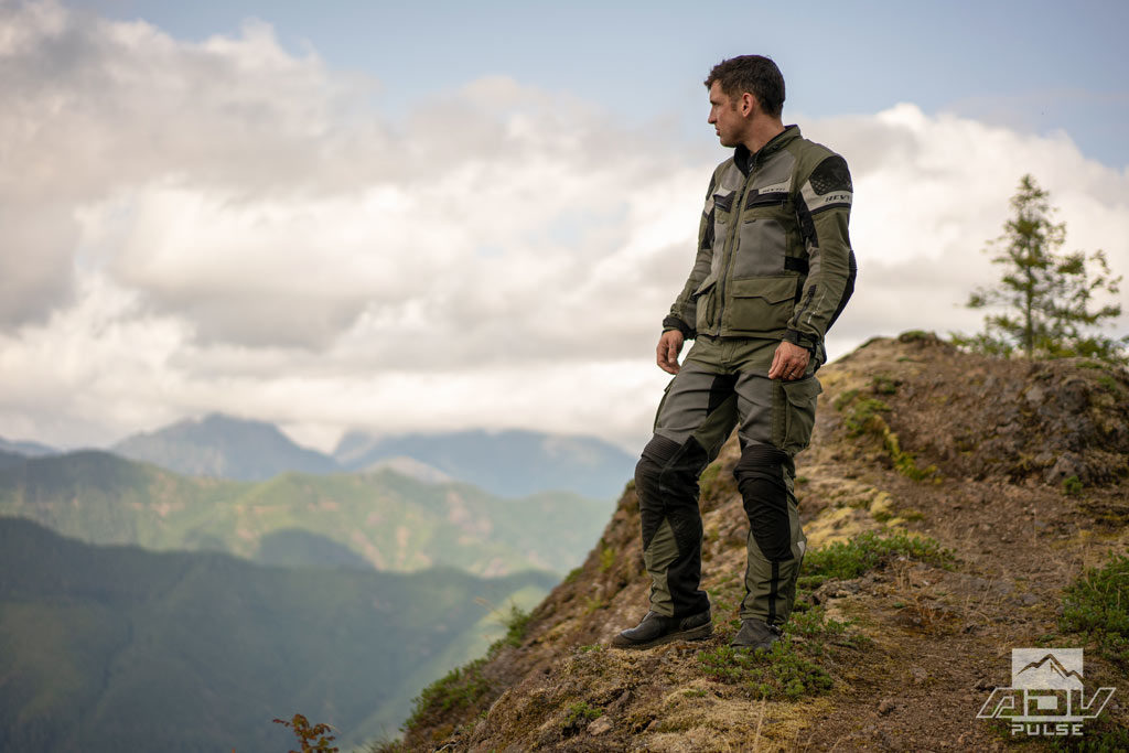 REV'IT! Cayenne Pro mesh adventure touring suit review.