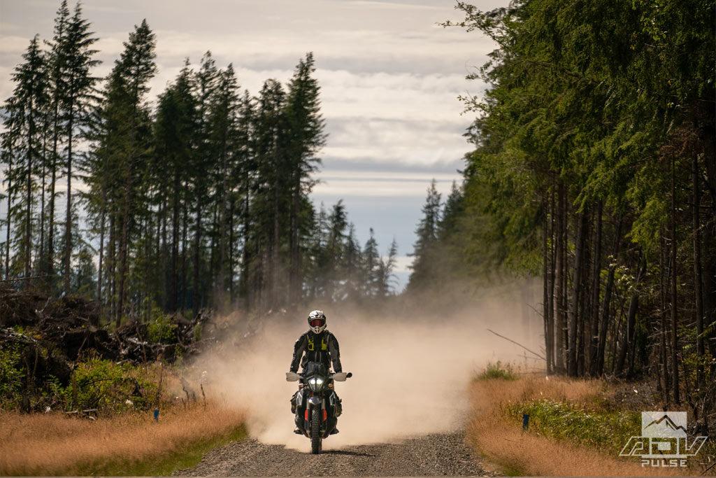 Riding Washington State