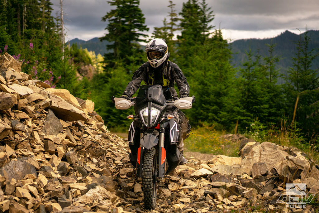 Off-Road Trails in the Olympic Peninsula
