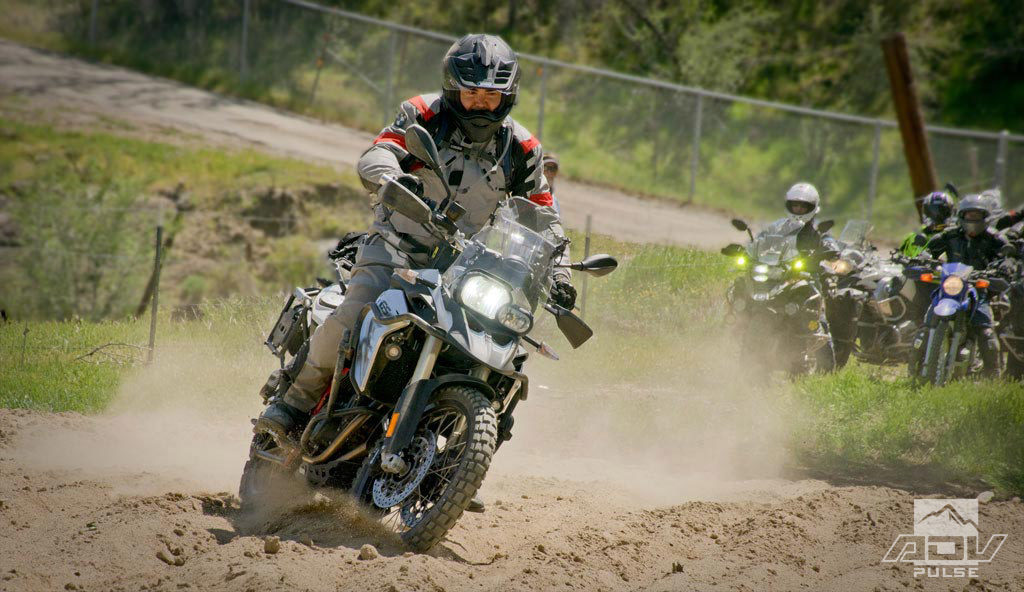 Revzilla Get On Adventure Festival in South Dakota