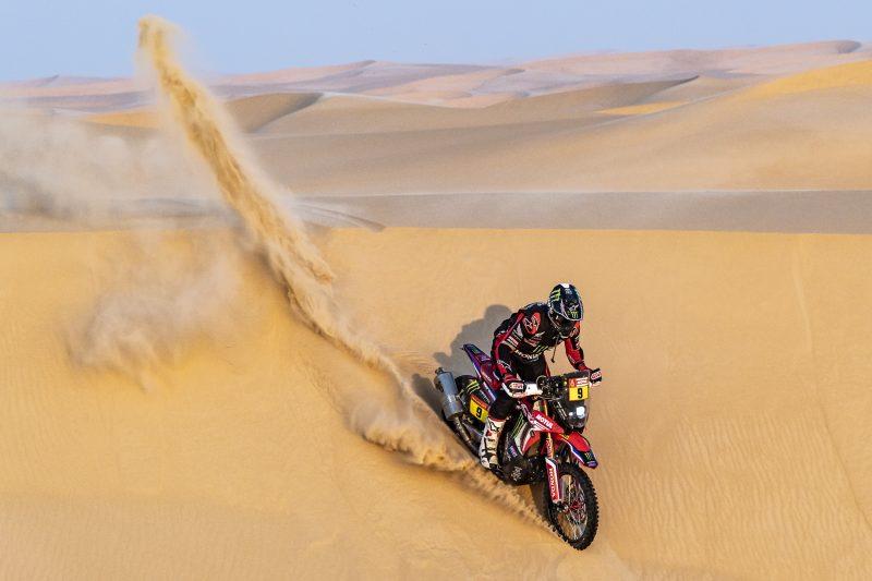 Brabec Dakar Rally