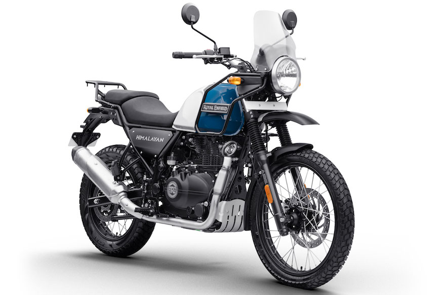 2020 Royal Enfield Himalayan Lake Blue