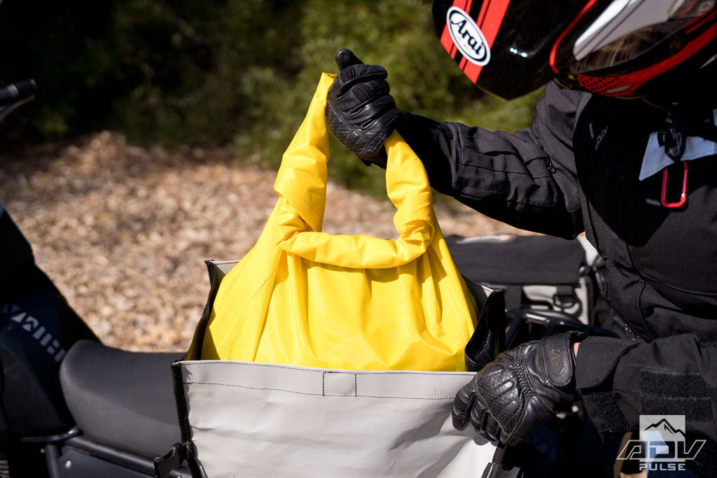 Giant Loop 'Panniers waterproof bags