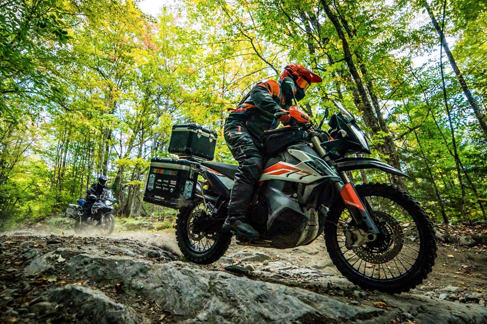 North East Backcountry Discovery Route Released