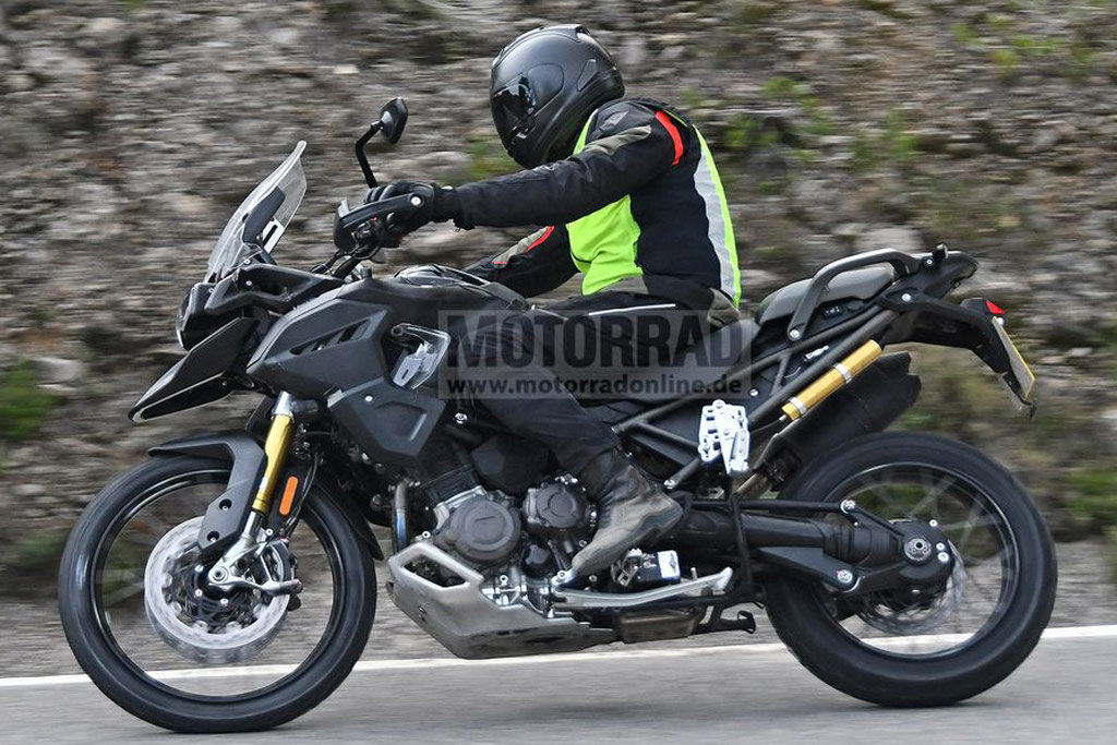 Triumph Tiger 1200 revamped for 2021