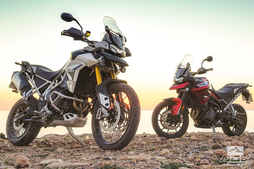 Triumph Tiger 900 Rally and GT