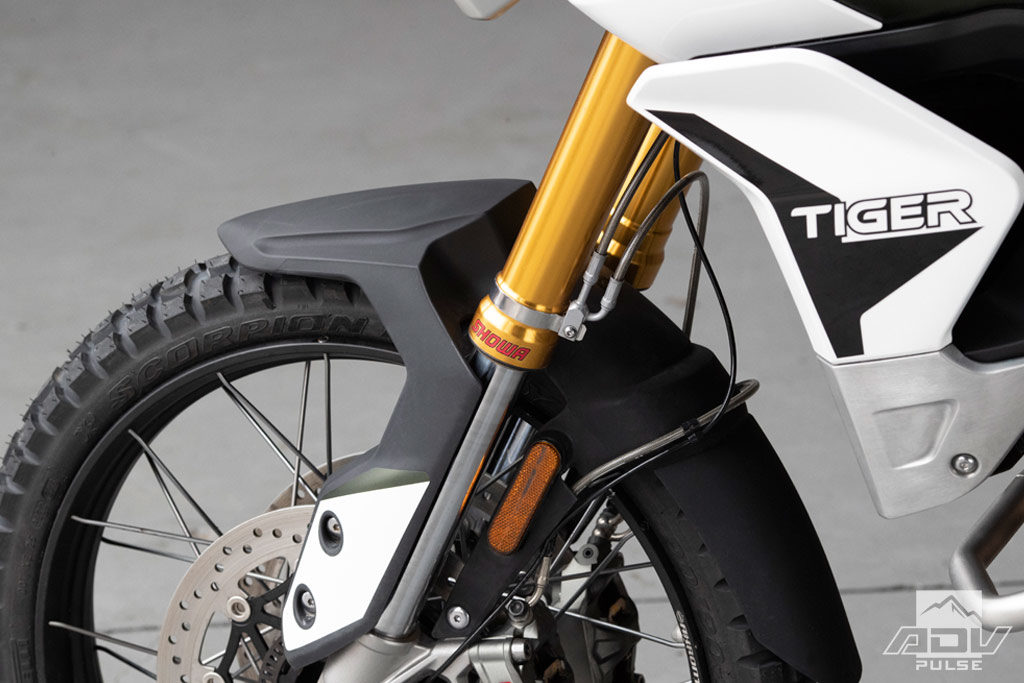Triumph Tiger 900 Rally Showa Suspension