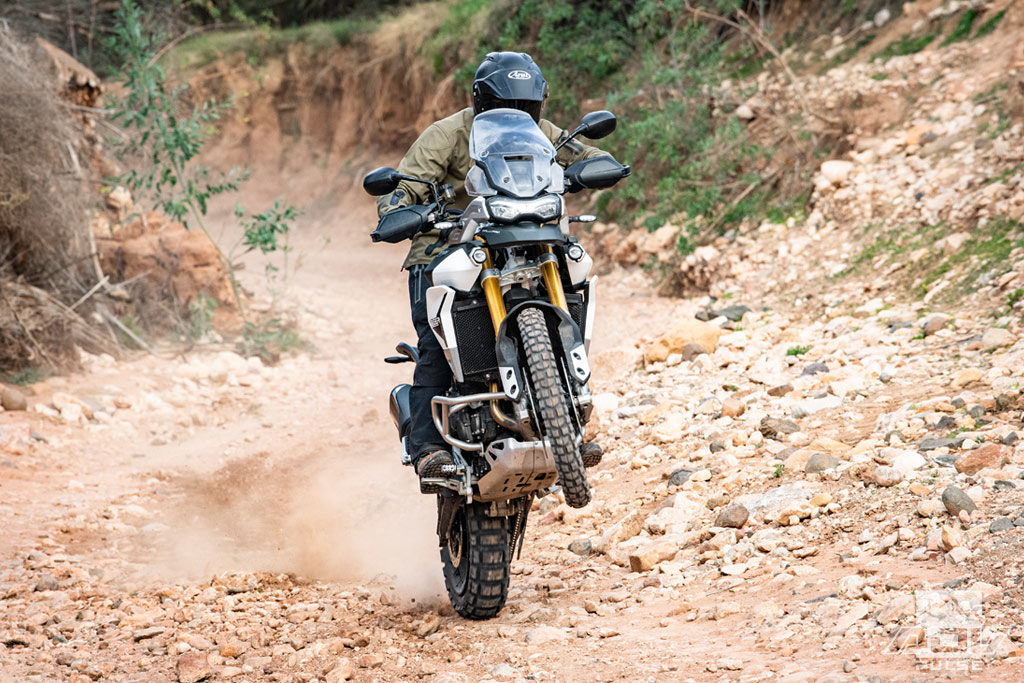 Triumph Tiger 900 Rally Review