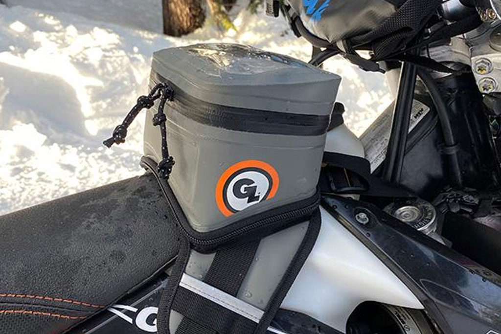 Giant Loop Buckin Roll Tank Bag