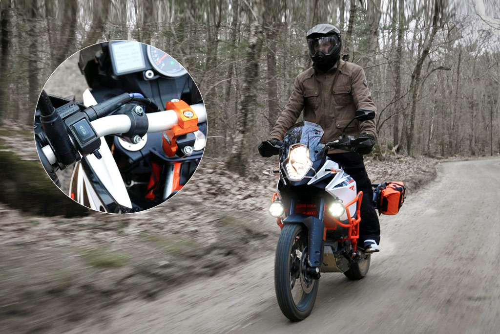 Denali CANSmart for KTM motorcycles