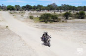 Couple Crosses African Continent Two-Up on Electric Motorcycle