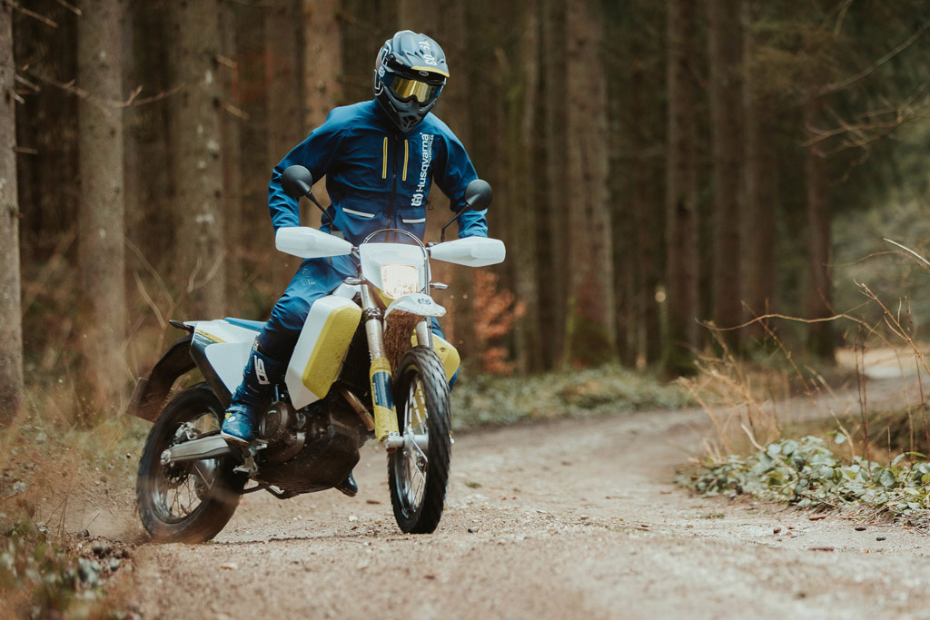 Husqvarna 701 Enduro LR new model