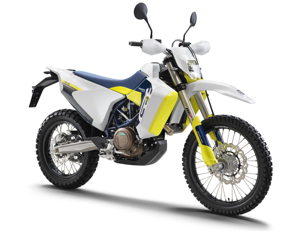 Husqvarna 701 Enduro LR hits dealer floors