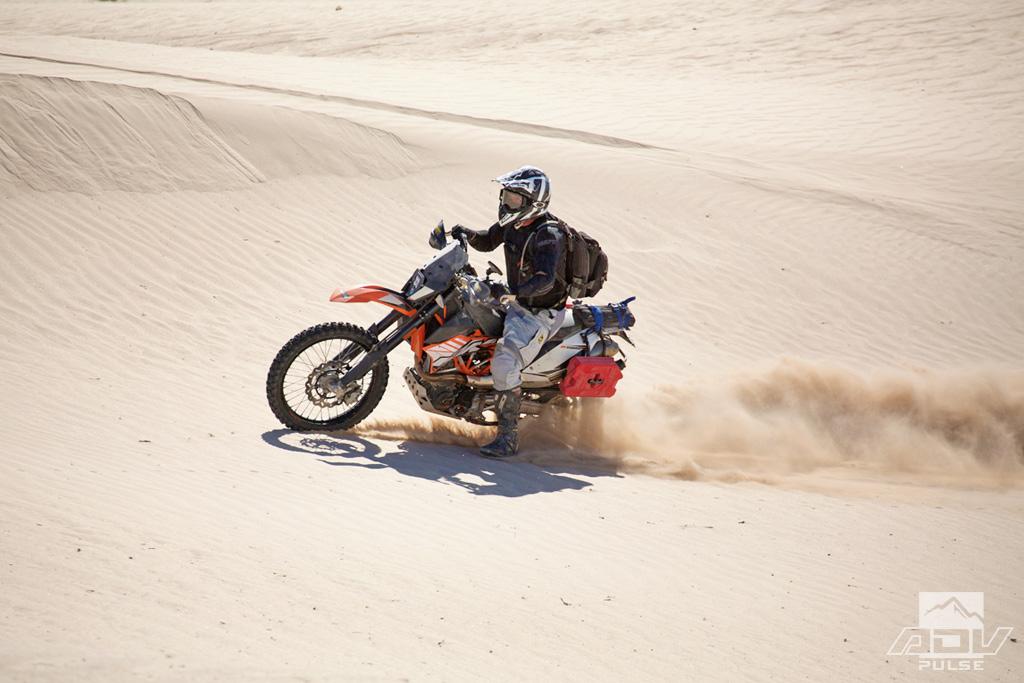 Altrider taste of Dakar adventure ride