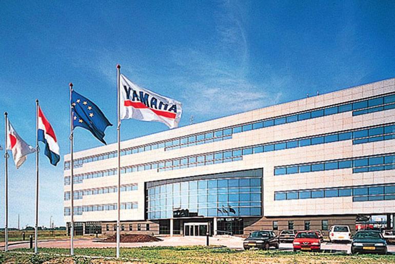 Yamaha Europe closes factories