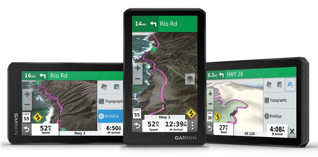 Garmin zumo XT GPS device