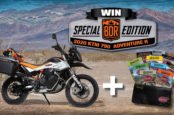 KTM 790 Adventure R 'Special BDR Edition' Up For Grabs!