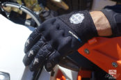Battle Born Air: Budget-Friendly Dual Sport Gloves with D30 Armor