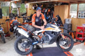 Chris Birch Reveals His KTM 790 Adventure R Setup Secrets & Mods