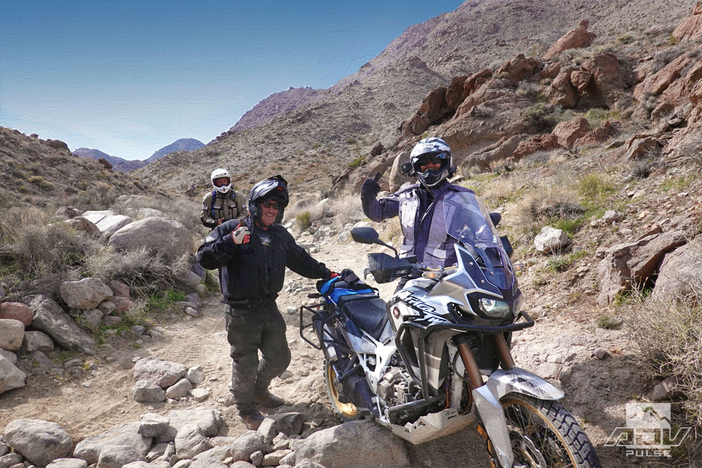 Death Valley Rally Dual Sport Ride