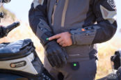 Heated Motorcycle Gear That Doesn't Tether You To the Bike