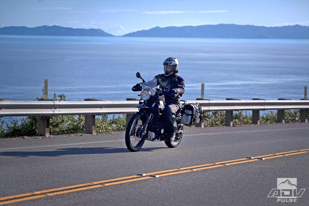 FirstGear heated motorcycle gear test.