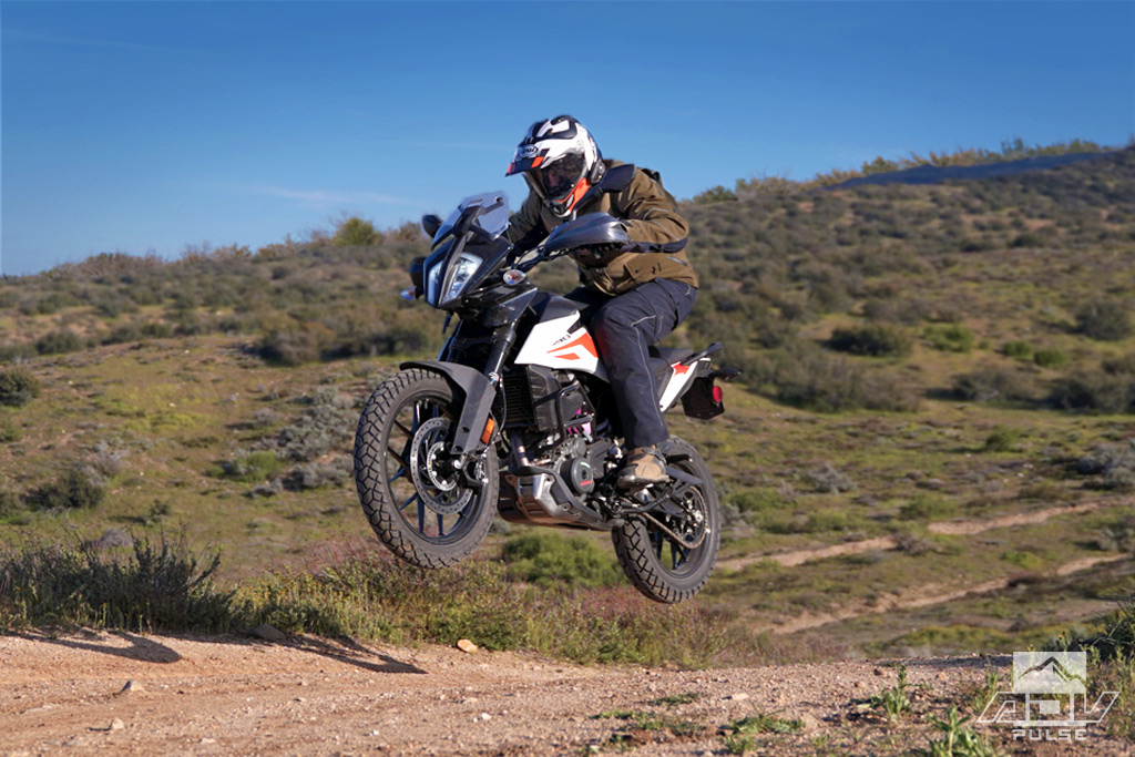 2020 KTM 390 Adventure review