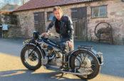 Ex-Top Gear Host Does Lockdown 'Long Way Round' Tribute (In Yard)