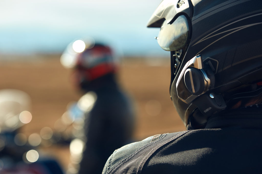 Sena 50 Series Motorcycle Intercom