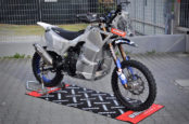 T7 Rally: A Ripped Yamaha Tenere 700 That Is Ready to Rally