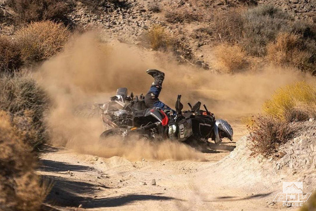 Another One Bites the Dust: Misadventures at the ADV Rally - ADV Pulse