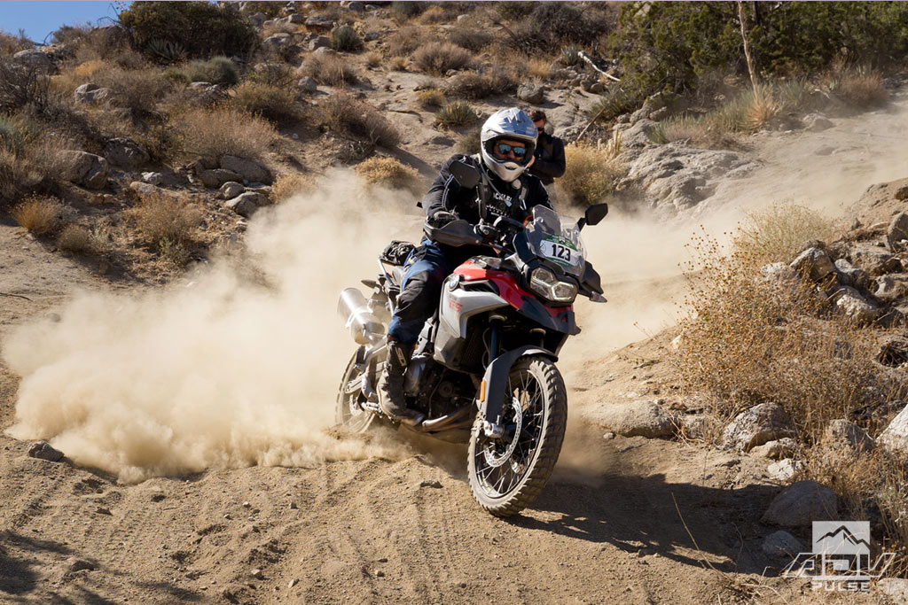 BMW F850GS Pinyon Drop-Off