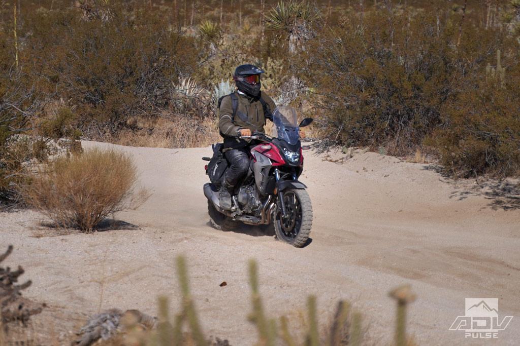 Sam Bendall Honda CB500X