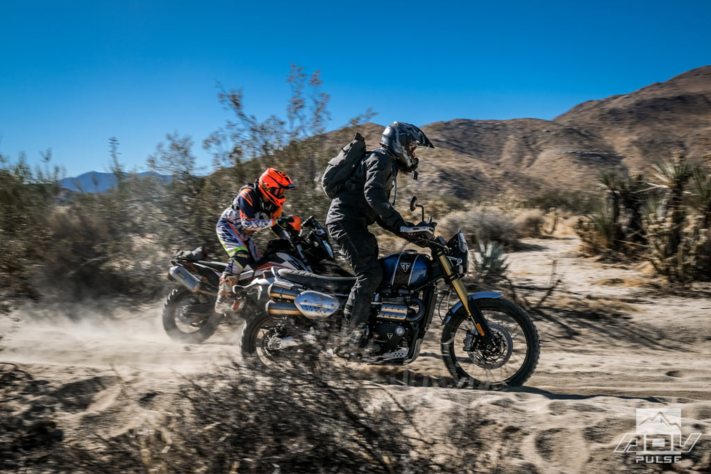 ADV Rally in Anza Borrego