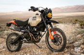Desert Raider: Earle Motors Takes The Desert Sled A Step Beyond