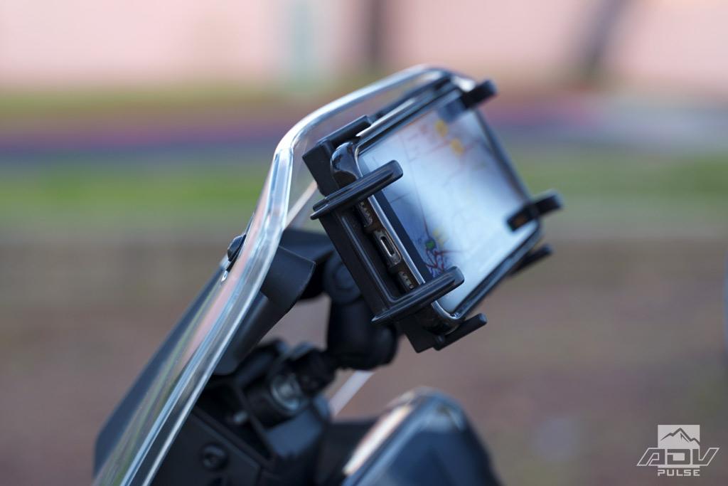 Ram Quick-Grip Motorcycle Phone Holder