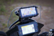 A Quick-Release Motorcycle Phone Holder That's Tough and Secure