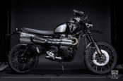 "Triumph Launches Ultra-Exclusive Scrambler 1200 ""Bond Edition"""